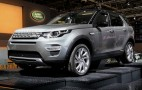 2015 Land Rover Discovery Sport Preview, Live Photos