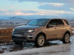 2016 Land Rover Discovery Sport  -  First Drive, January 2015
