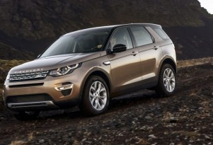 2015-2016 Land Rover Discovery Sport recalled to fix exterior lighting