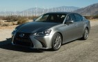 2016 Lexus GS 200t Four-Cylinder Model Joins Hybrid, V-6