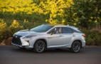 2016 Lexus RX 350 F Sport first drive review