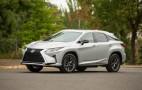 2016 Lexus RX Hybrid F Sport First Drive