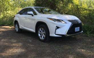 2016 Lexus RX video road test