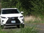 2016 Lexus RX video review