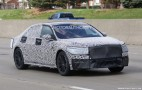 New Lincoln Continental Debuting At 2016 Detroit Auto Show: Report