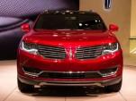 2016 Lincoln MKX, 2015 Detroit Auto Show