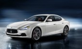 2016 Maserati Ghibli Pictures