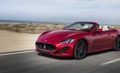 2016 Maserati GranTurismo Pictures