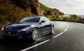 2016 Maserati Quattroporte Pictures