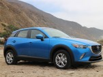2016 Mazda CX-3, Malibu, California, July 2015