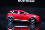 2016 Mazda CX-3 Details, Live Photos: Small Crossover Debuts At LA Show