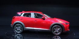 2016 Mazda CX-3 Details, Live Photos, Video: Small Crossover Debuts At LA Show
