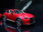 2016 Mazda CX-3  -  Los Angeles Auto Show Live Photos