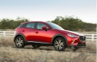 2016 Mazda CX-3 Gas Mileage: Subcompact SUV Rated At 31 MPG Combined