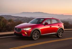 Honda HR-V Vs. Mazda CX-3: Compare Cars
