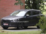 2016 Mazda CX-5 facelift spy shots
