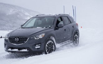 Mazda Takes Aim At Subaru, Snowy Climes, With Predictive AWD