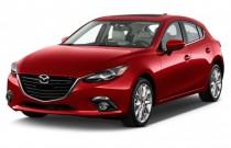 2016 Mazda MAZDA3 5dr HB Auto i Grand Touring Angular Front Exterior View