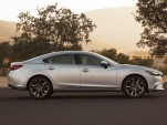 Ford Fusion Vs. Mazda 6: Compare Cars