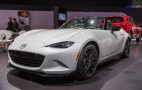 2016 Mazda MX-5 Club Debuts At New York Auto Show: Live Photos
