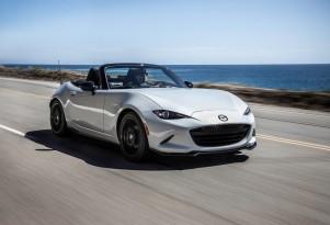 2016 Mazda Miata: At 30 MPG Combined, Gas Mileage 25 Percent Higher