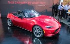 2016 Mazda MX-5 Miata Unveiled: Live Photos & Video