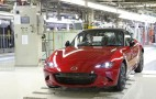 Mazda Starts Production Of New MX-5 Miata