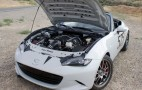 Flyin' Miata's turnkey MX-5 V-8 ready to order, Fiat 124 Spider planned