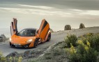Almost 1 in 3 McLarens are sold in North America