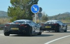 2016 McLaren Sports Series Spy Shots (With Spider Convertible)