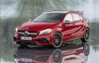 2016 Mercedes A-Class Debuts, Mercedes-AMG A45 Now With 375 HP: Video