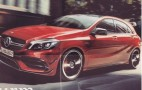2016 Mercedes-Benz A-Class Set For 2015 Goodwood Festival Of Speed Appearance