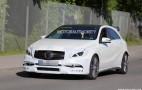 2016 Mercedes-AMG A45 Spy Shots
