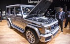 2016 Mercedes-AMG G65 Brings V-12 Goodness For $218,825: Live Photos