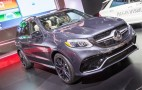 2016 Mercedes-AMG GLE63 Is Practicality Made Potent: Live Photos