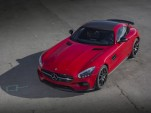2016 Mercedes-Benz AMG GT S at Laguna Seca, first drive, November 2014