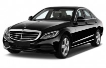 2016 Mercedes-Benz C Class 4-door Sedan C300 Luxury RWD Angular Front Exterior View