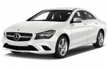 2016 Mercedes-Benz CLA Class 4-door Sedan CLA250 FWD Angular Front Exterior View