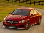 Mercedes-Benz CLA 250 Vs. Buick Verano: Compare Cars