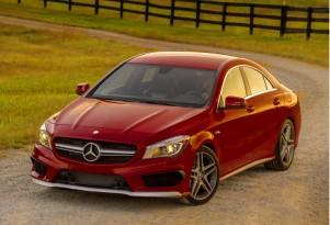 Mercedes-Benz CLA 250 Vs. Buick Verano: Compare Cars