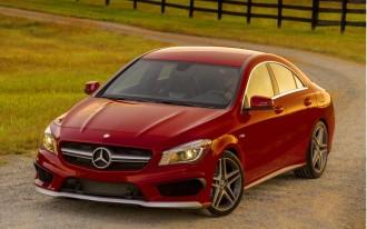 Mercedes-Benz CLA250 Vs. Buick Verano: Compare Cars
