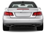 2016 Mercedes-Benz E Class 2-door Coupe E400 RWD Rear Exterior View