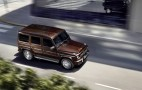 2016 Mercedes-Benz G-Class Benefits From New V-8, Chassis Upgrades
