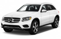2016 Mercedes-Benz GLC Class RWD 4-door GLC300 Angular Front Exterior View