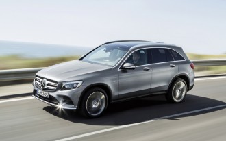 Mercedes-Benz GLC vs. Lexus NX: Compare Cars