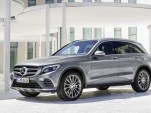 Hydrogen-Powered Mercedes GLC To Launch In 2017