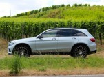 2016 Mercedes-Benz GLC-Class  -  First Drive, July 2015