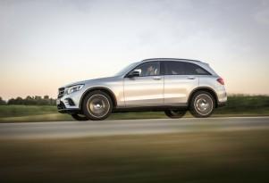 2016 Mercedes-Benz GLC-Class (Euro-spec)