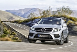 2016 Mercedes-Benz GLE 550e Plug-In Hybrid SUV Arrives This Fall