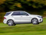 2016 Mercedes-Benz GLE450 AMG 4Matic